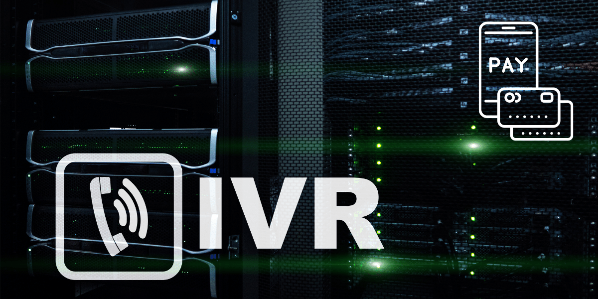 Payment IVR interactive