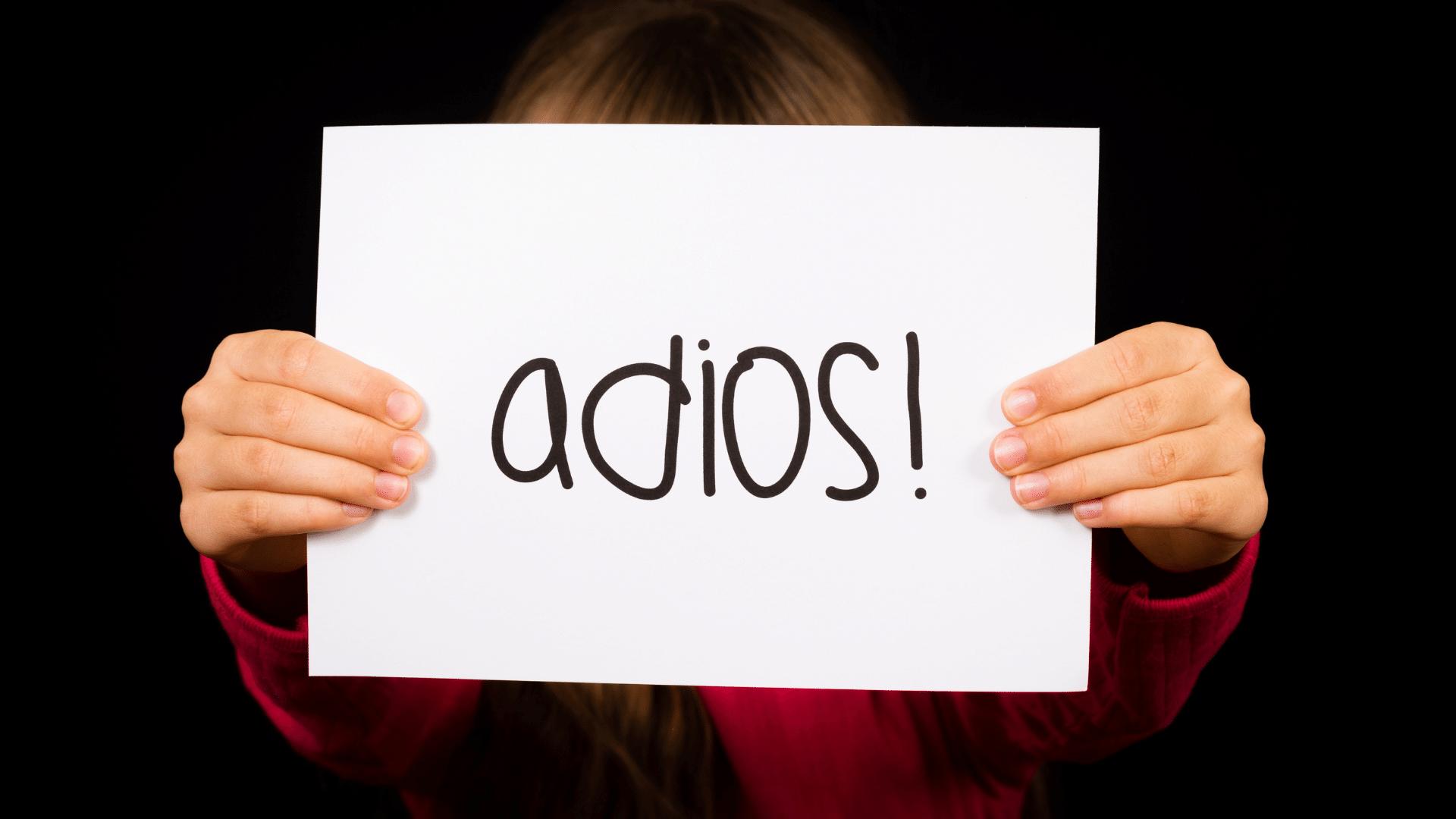 Adios Debt Collectors